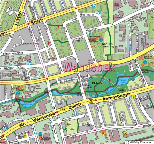 Kedenburgstraße Hamburg