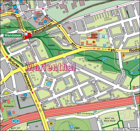 Oktaviostraße Hamburg