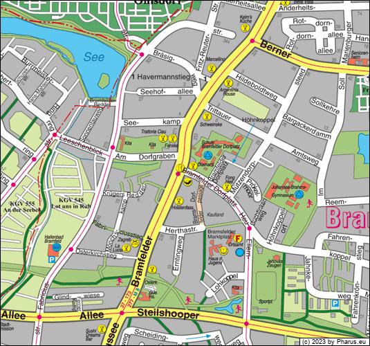 Bramfelder Dorfplatz Hamburg 22179 Hamburg Bramfeld