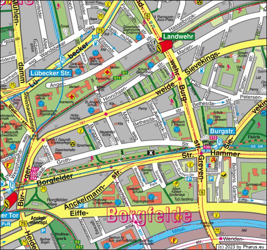 Hamburg Ritterstraße