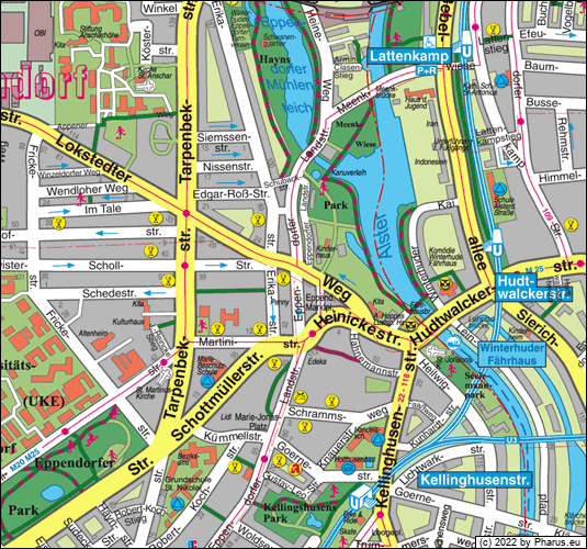 Eppendorfer Landstraße Hamburg, 20249 Hamburg  Eppendorf