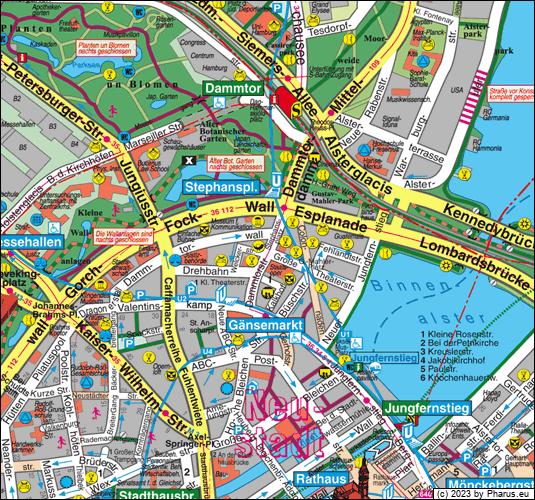 Stephansplatz 10 20354 Hamburg
