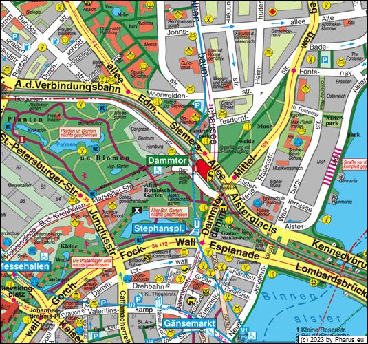 Dag Hammarskj 246 Ld Platz Hamburg 20354 Hamburg St Pauli