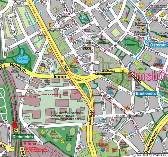 Eimsbütteler Marktplatz Hamburg, 20257 Hamburg