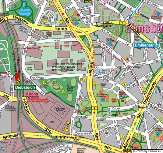 Memellandallee Hamburg