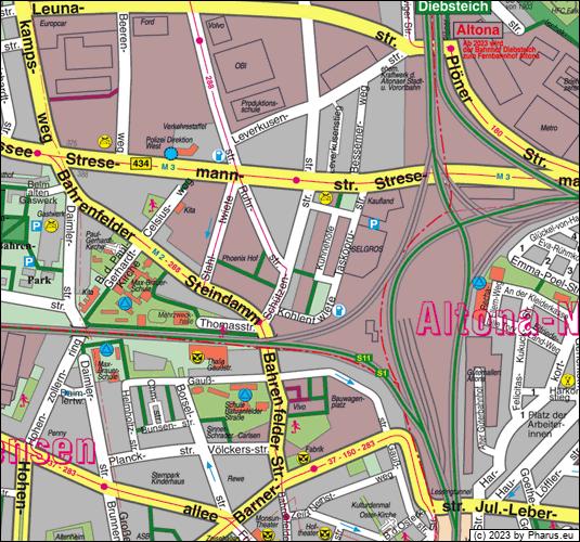 Ruhrstraße Hamburg ruhrstraße hamburg 22761 hamburg bahrenfeld